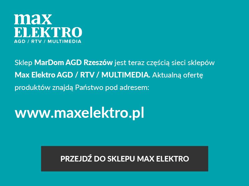 MarDom jest teraz czescia MaxElektro